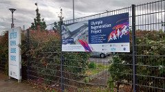 Olympia Leisure centre regeneration image